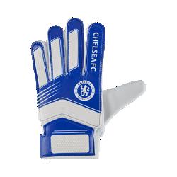 Chelsea FC Spike Kids' Football Goalkeeper Gloves