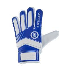 Chelsea FC Spike Younger Kids' Football Goalkeeper Gloves