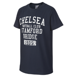 Chelsea FC Core Wordmark Older Kids' T-Shirt