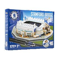 Chelsea FC Stadium Puzzle