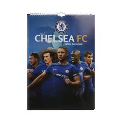 Chelsea FC 2018 Wall Calendar