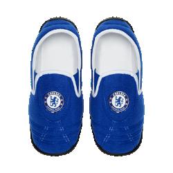 Chelsea FC Goal Fuzzy Older Kids' Slipper