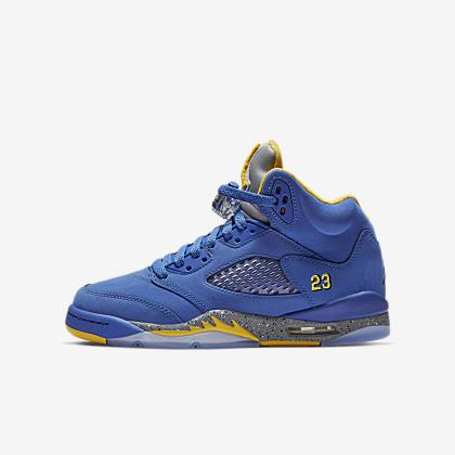 d534493da4c6d Nike Little Posite One Premium. Little Kids  Floral Shoe.  110 · Air Jordan  5 Laney JSP