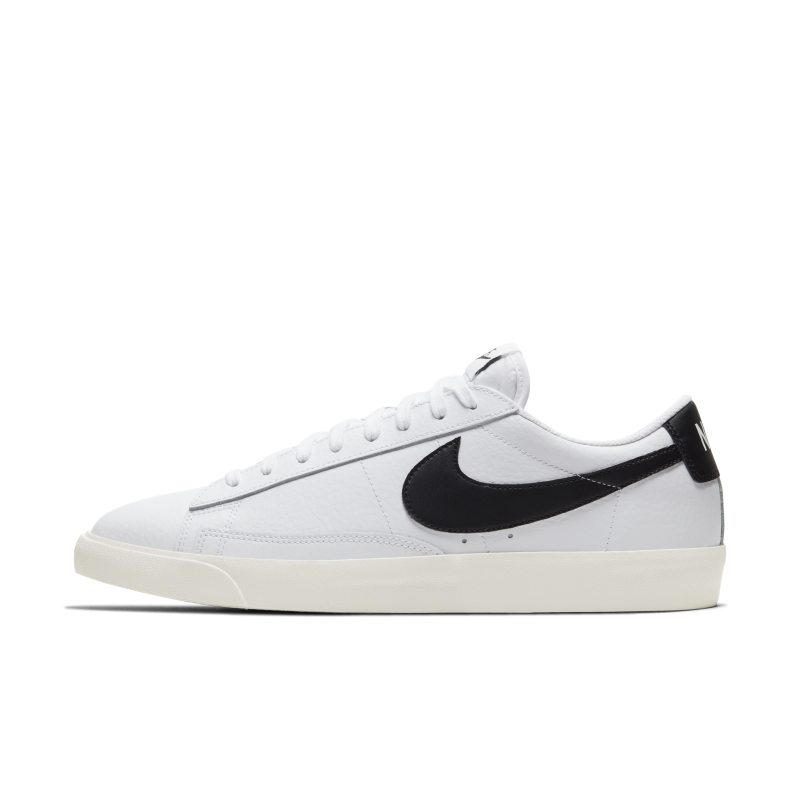 Nike Blazer Low Leather Herenschoen - Wit