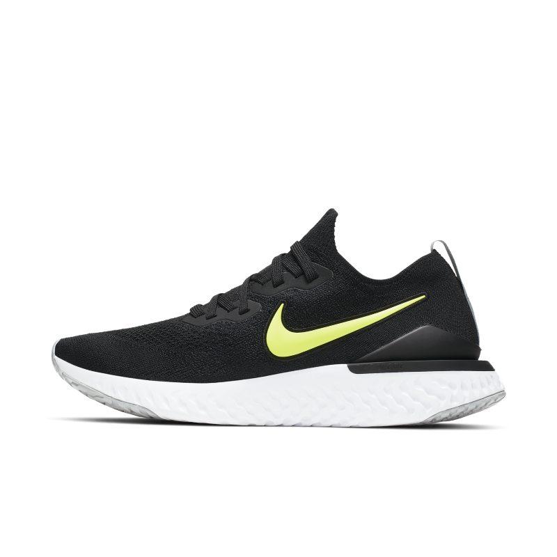 Nike Epic React Flyknit 2 Zapatillas de running - Hombre - Negro