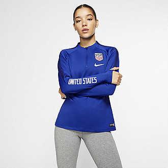 366cea473c6 Nike Dri-FIT U.S. Squad. Women s Soccer Drill Top