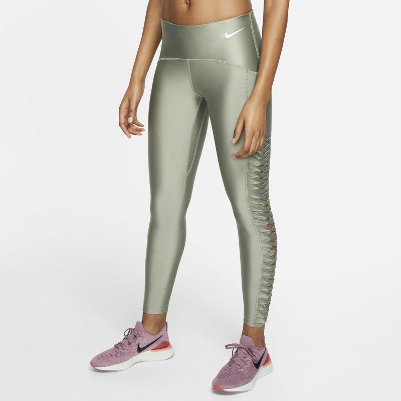 Nike Speed Mallas de running de 7/8 - Mujer - Oliva