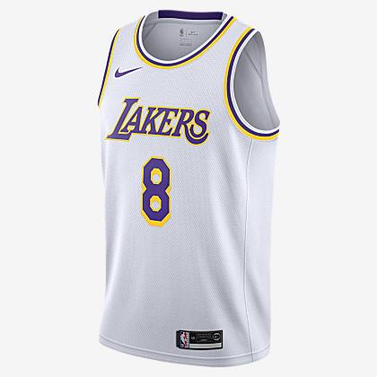 744ac4183 Kobe Bryant Association Edition Authentic (Los Angeles Lakers) Men s ...