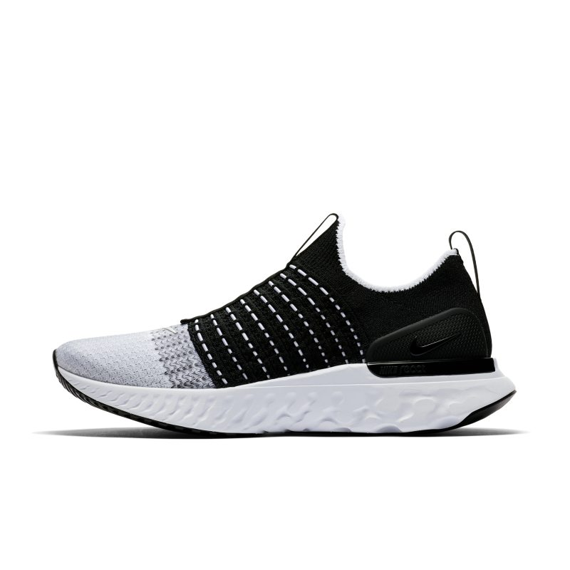 Nike React Phantom Run Flyknit 2 Zapatillas de running - Hombre - Negro