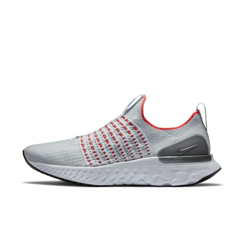 Nike React Phantom Run Flyknit 2 Zapatillas de running - Hombre - Gris