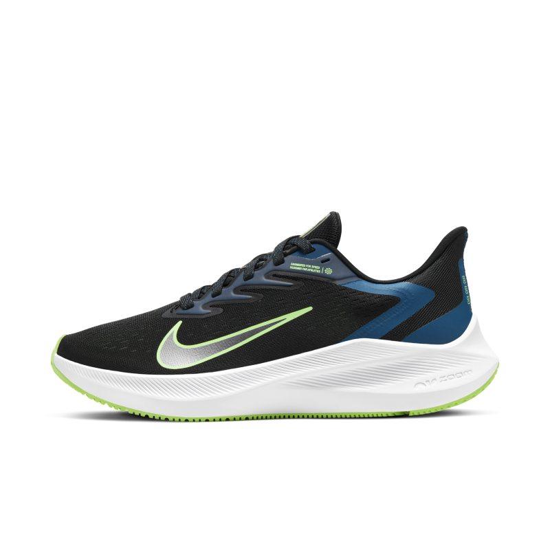 Nike Air Zoom Winflo 7 Zapatillas de running - Mujer - Negro