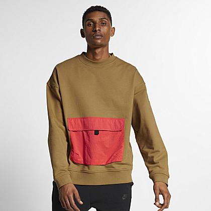 a1b7164811d6 Nike Sportswear Heritage Men s Pullover Hoodie. Nike.com