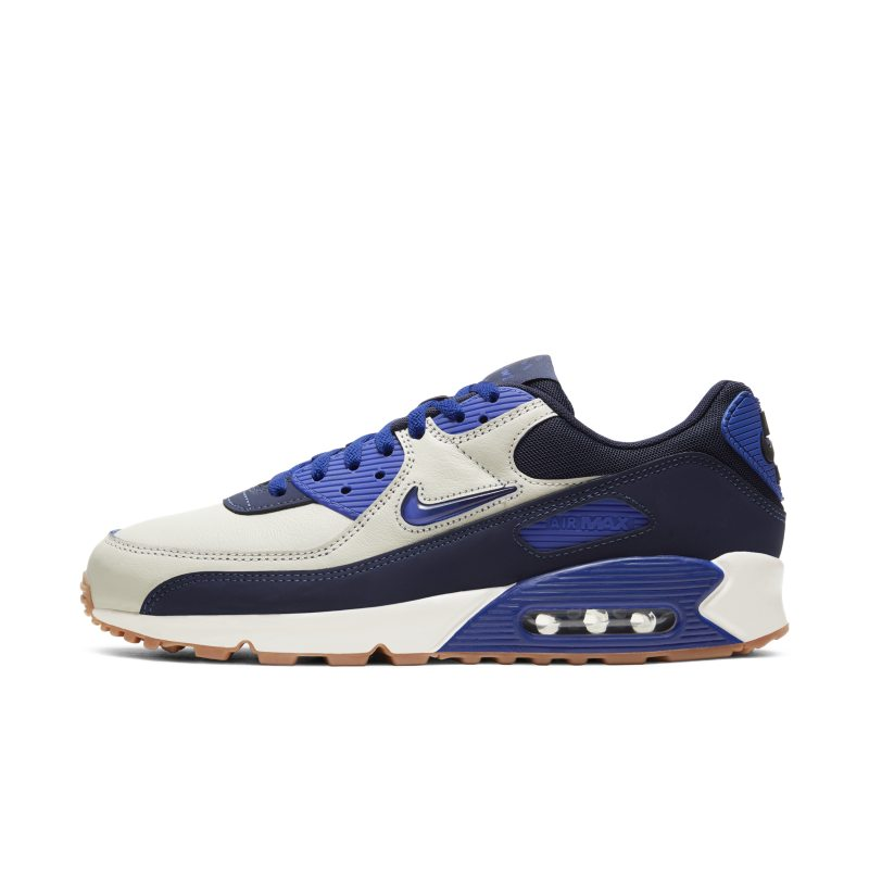 Sneaker Nike Air Max 90 Premium Zapatillas - Hombre - Blanco