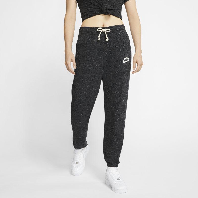 Nike Nike Sportswear Gym Vintage womens Trousers - Black