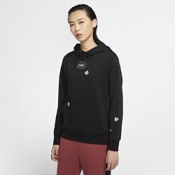 最新2020年2月新着!<ナイキ(NIKE)公式ストア>【ナイキ直営店 / Nike.com限定】ナイキ スポーツウェア ウィメンズパーカー CJ2167-010 ブラック画像