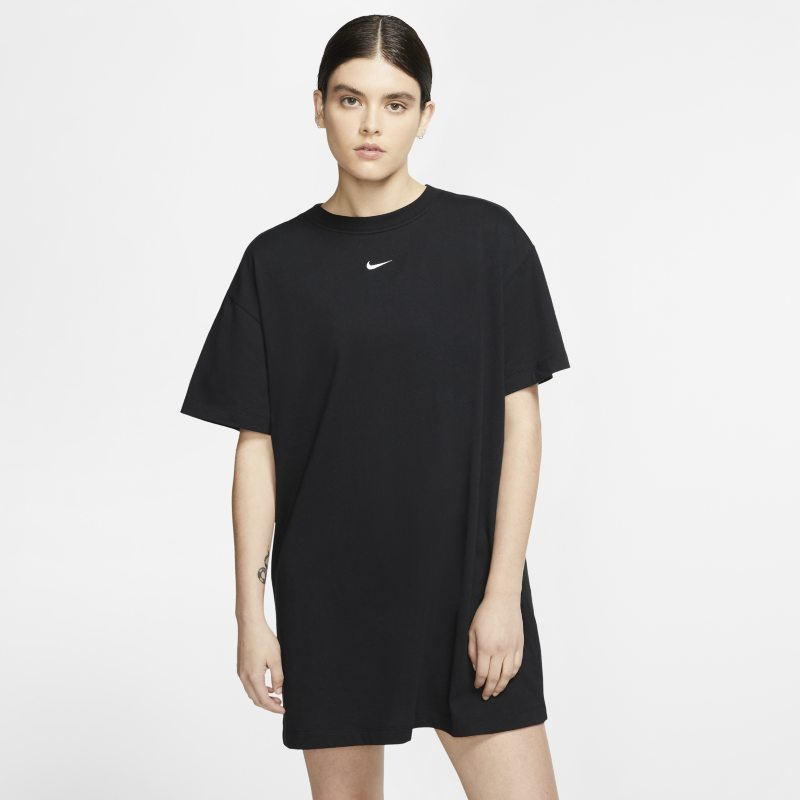 Nike Sportswear Essential Jurk - Zwart