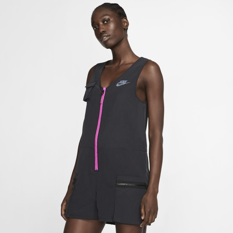 Nike Sportswear Icon Clash Peto - Mujer - Negro