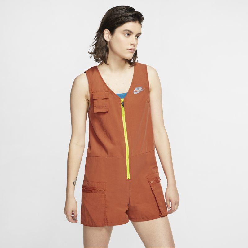 Nike Sportswear Icon Clash Peto - Mujer - Naranja