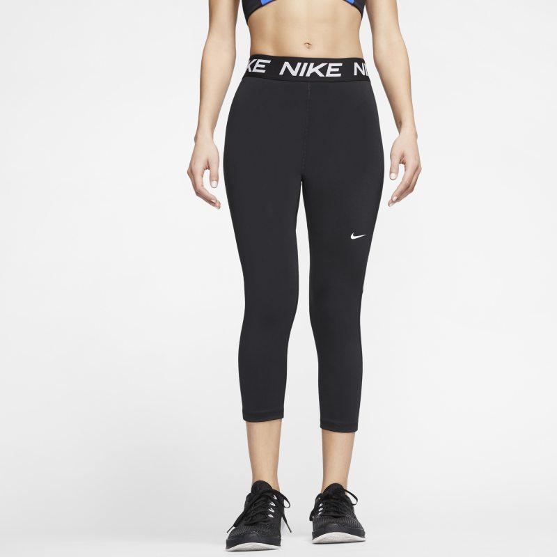 Nike Victory Capri-trainingstights voor dames - Zwart