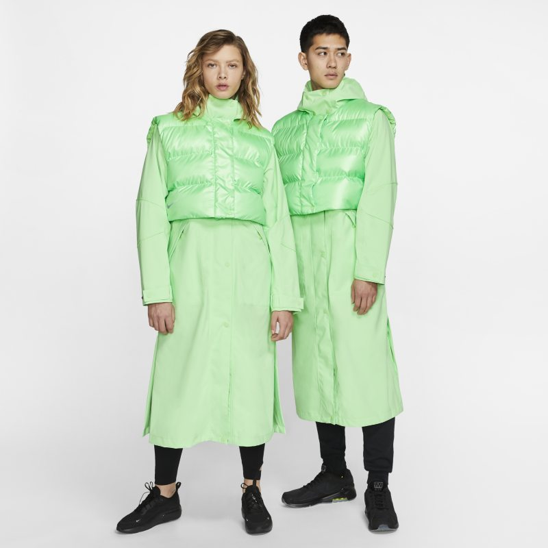 Nike Nike Sportswear City Ready Hooded Jacket - Green