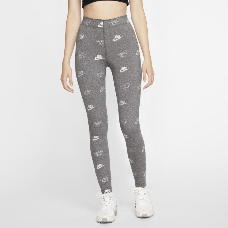 Leggings con stampa animalier Nike Sportswear Donna. Nike IT