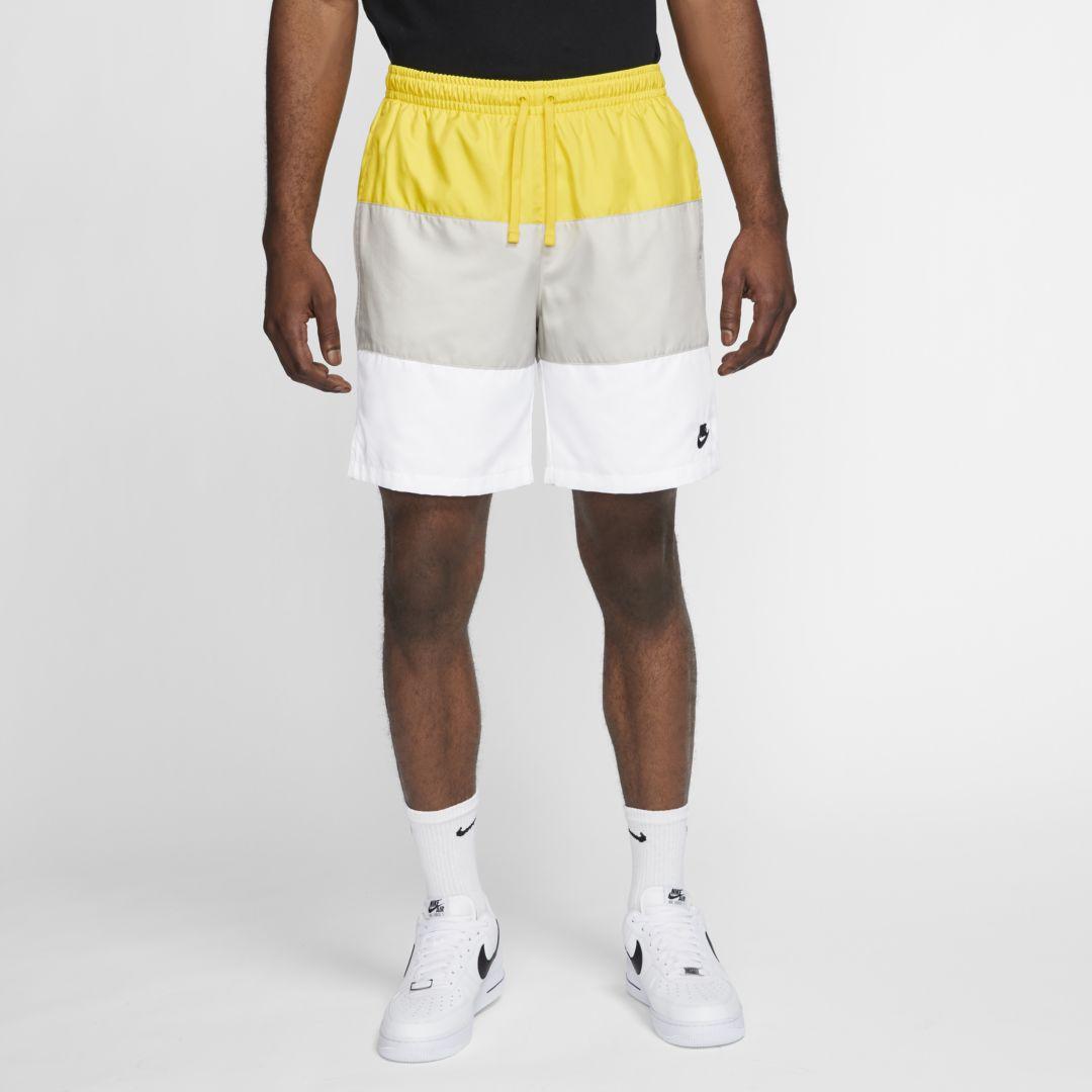 Nike Sportswear City Edition Men's Woven Shorts Size S ...