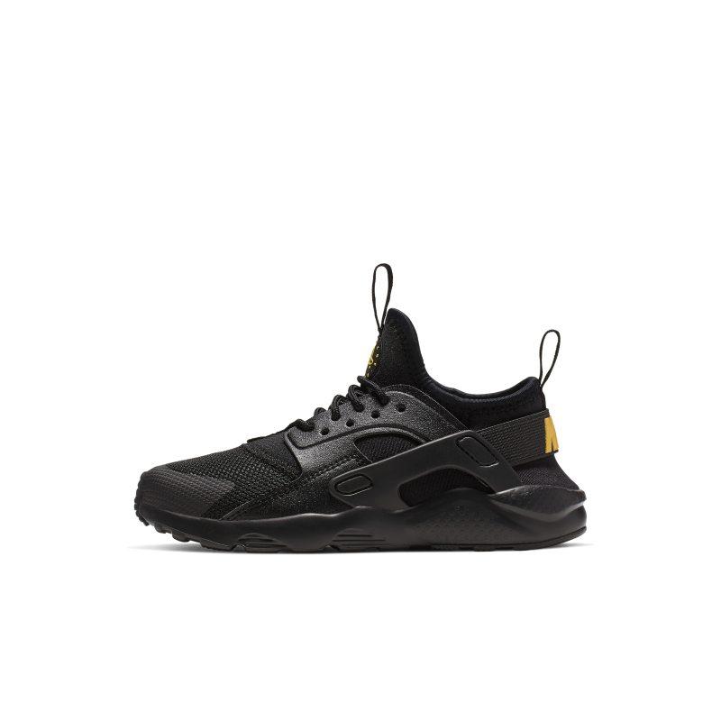 big sale 0c8aa 8e677 Sko Nike Huarache Run Ultra för barn - Svart