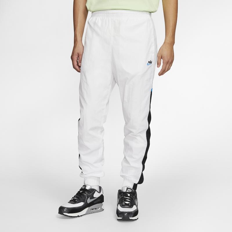 最新2020年5月新着!<ナイキ(NIKE)公式ストア>ナイキ スポーツウェア ウィンドランナー メンズ ウーブン パンツ CJ5485-100 ホワイト