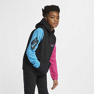 3856efe9b99 Nike Air. Big Kids' Full-Zip Hoodie. $65 $55.97. 4 Colors.