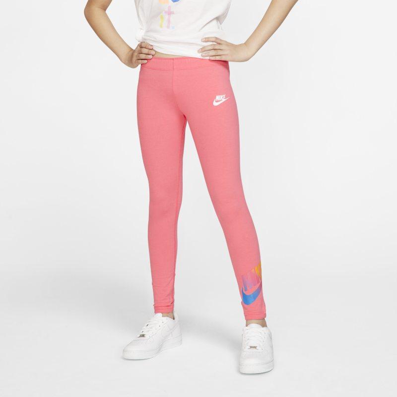 Leggings Nike Sportswear - Ragazza - Rosa