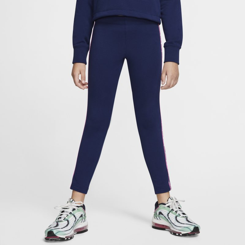 Leggings Nike Air - Ragazza - Blu