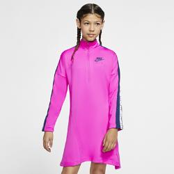 最新2020年2月新着!<ナイキ(NIKE)公式ストア>ナイキ エア ジュニア (ガールズ) ドレス CJ7432-601 ピンク画像