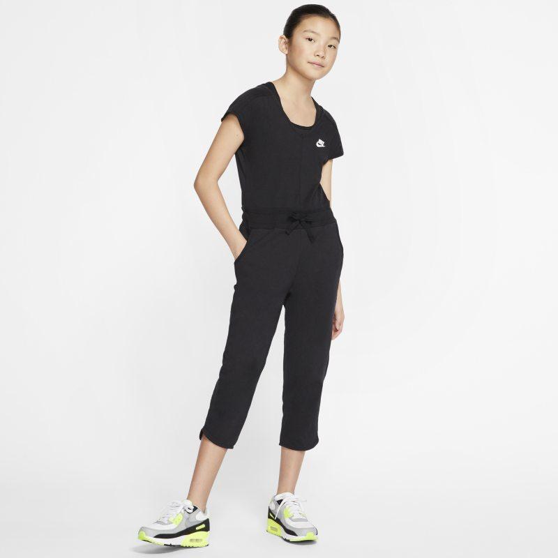 Nike Sportswear Peto - Niña - Negro