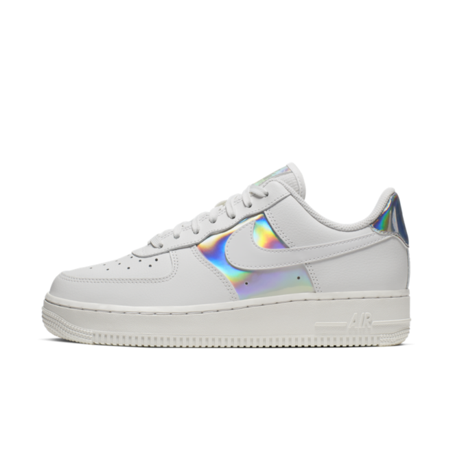 'White Iridescent' pack
