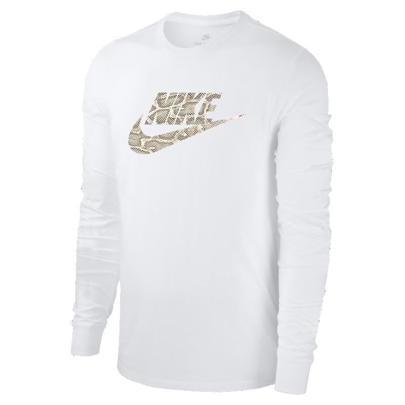 <ナイキ(NIKE)公式ストア>ナイキ スポーツウェア メンズ ロングスリーブ Tシャツ CK1167-100 ホワイト