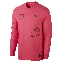 最新2020年2月新着!ナイキ スポーツウェア メンズ ロングスリーブ Tシャツ CK2984-674 ピンクの画像