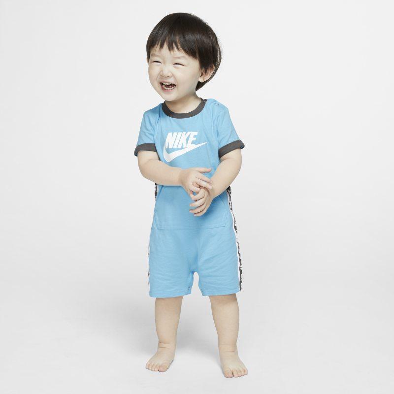 Nike Sportswear Peto - Bebé (12-24 M) - Gris