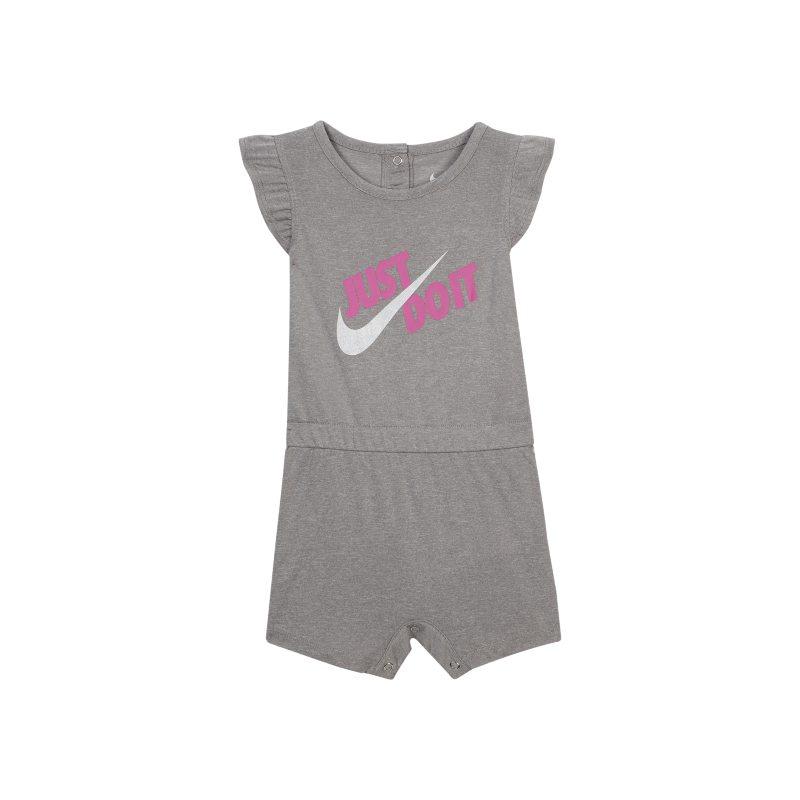 Nike JDI Peto - Bebé (12-24 M) - Gris