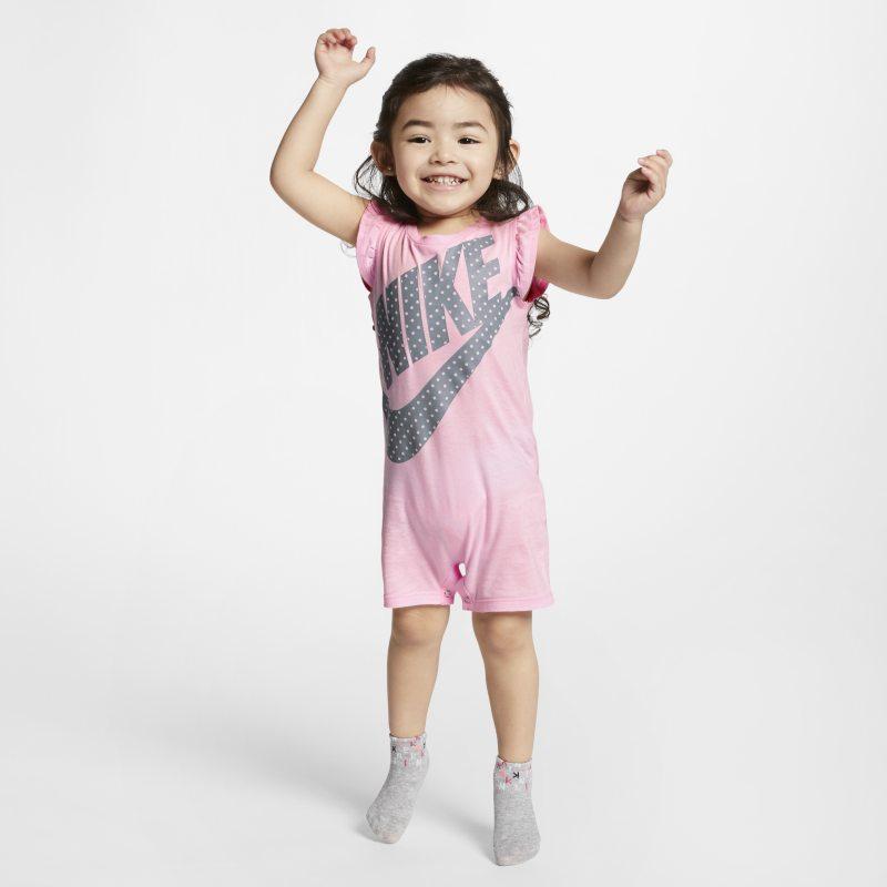 Nike Sportswear Peto - Bebé (12-24 M) - Rosa