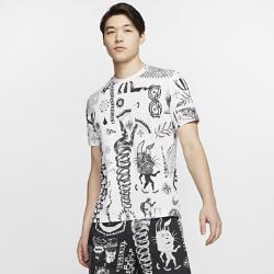 最新2020年2月新着!<ナイキ(NIKE)公式ストア>ナイキ Dri-FIT ワイルド ラン メンズ ランニング Tシャツ CK5071-100 ホワイト画像