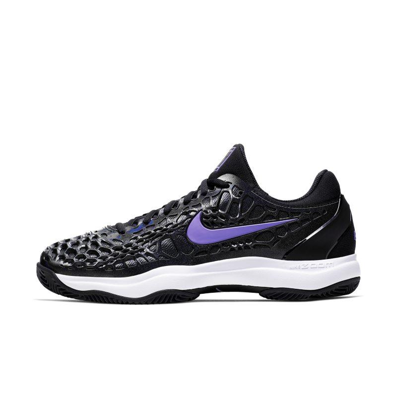 NikeCourt Zoom Cage 3 Zapatillas de tenis para tierra batida - Hombre - Negro
