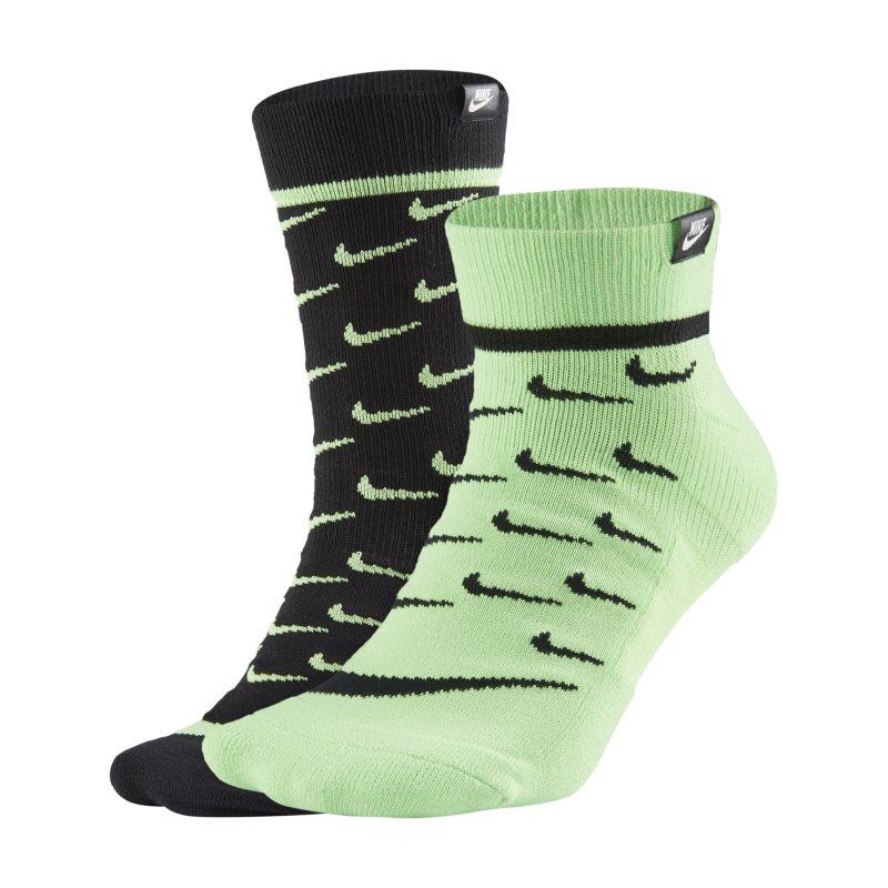 Nike Sportswear SNEAKR Sox Crew sokken (2 paar) – Multi-Color