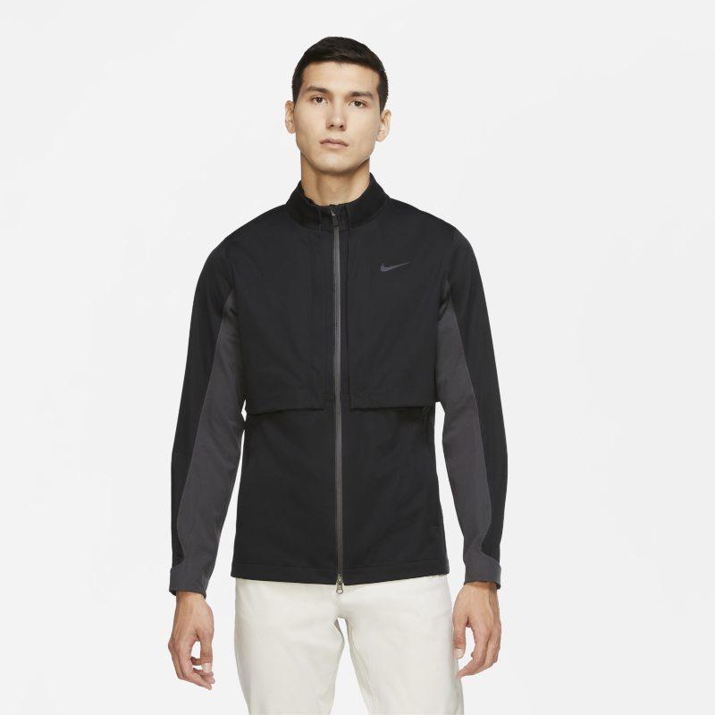 Nike Nike HyperShield Rapid Adapt Mens Convertible Golf Jacket - Black