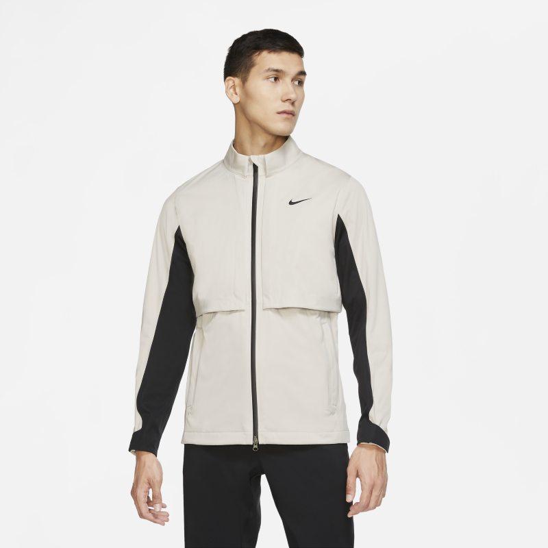 Nike Nike HyperShield Rapid Adapt Mens Convertible Golf Jacket - Brown