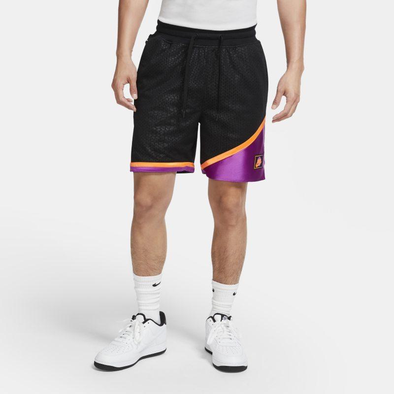 Nike KMA Basketbalshorts voor heren - Zwart