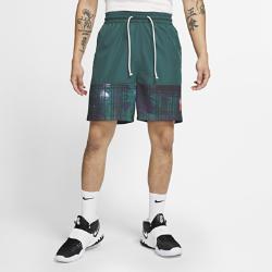 カイリー メンズ ナイキ バスケットボール プリンテッド ショートパンツ CK6760-566 パープルの画像