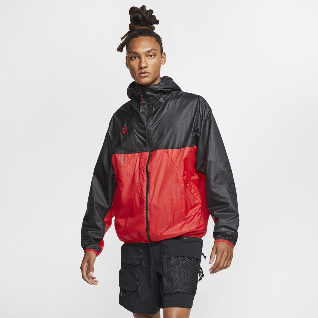 Nike ACG Men's Jacket (University Red) - Clearance Sale ...