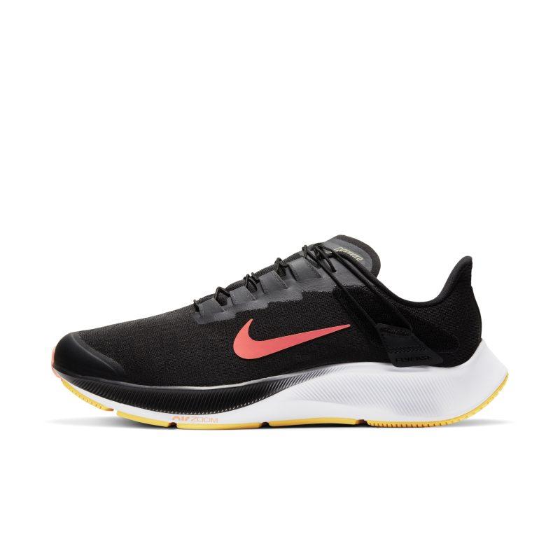 Nike Air Zoom Pegasus 37 FlyEase Zapatillas de running (extra anchas) - Hombre - Negro