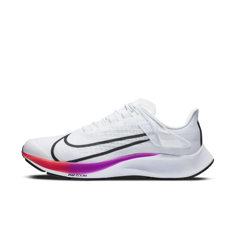 Nike Air Zoom Pegasus 37 FlyEase Zapatillas de running (extra anchas) - Hombre - Blanco
