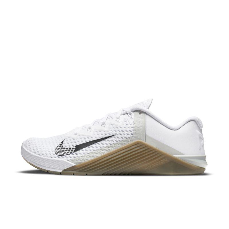 Nike Metcon 6 Zapatillas de entrenamiento - Hombre - Blanco